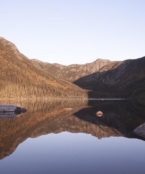 lac aux américains