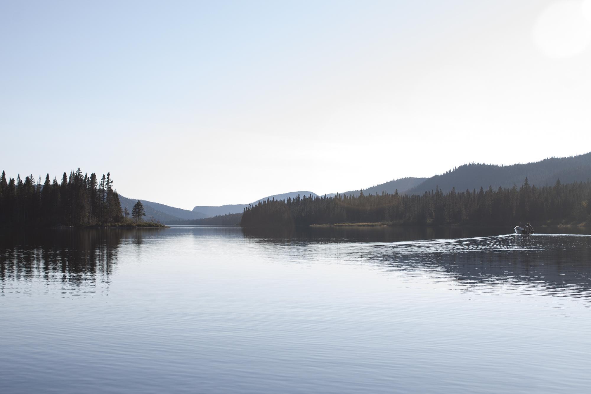 lac cascapédia