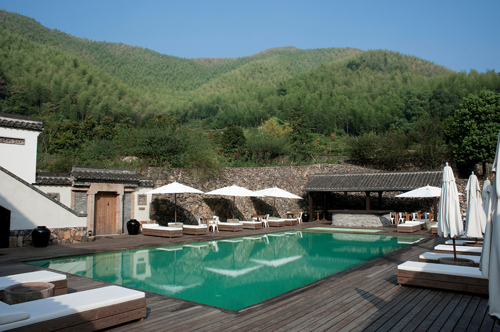 ecolodge chine