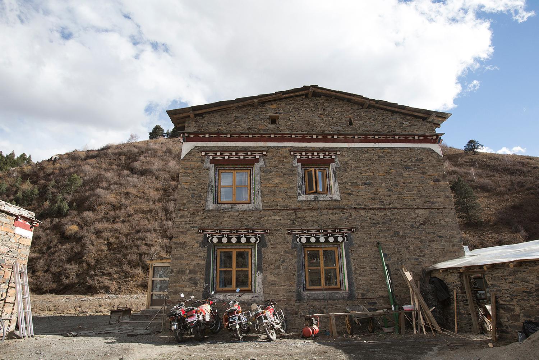 Khampa Nomad Ecolodge
