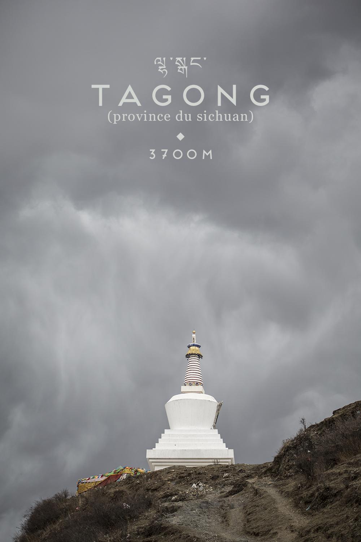 Tagong, chine