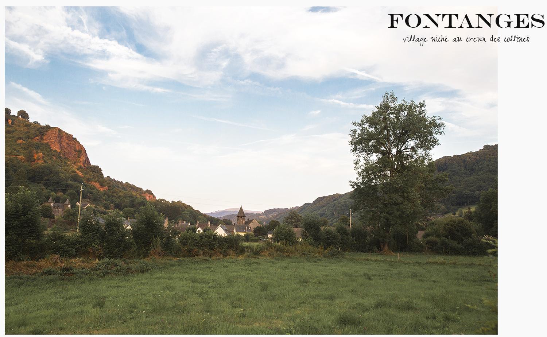 Fontanges - Cantal
