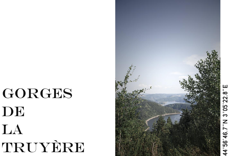 Gorges de la Truyère - Cantal