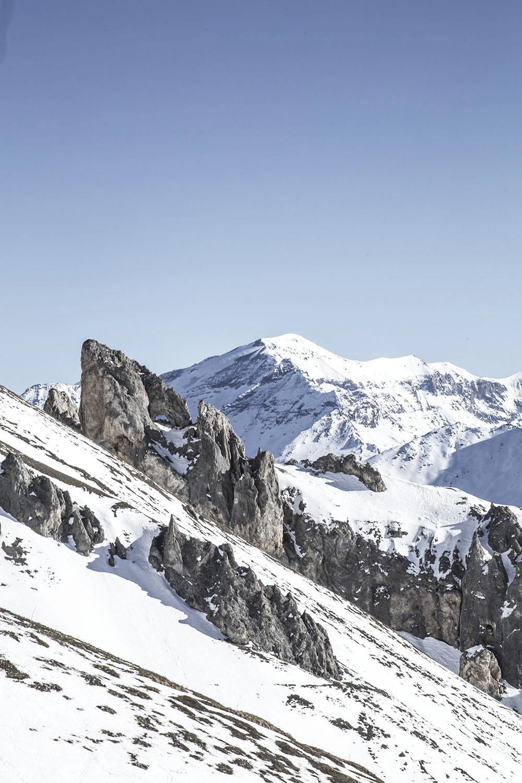 station ski aussois savoie