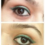 EOTD-Black-and-Green-Eyeliner