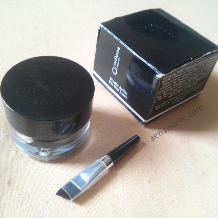 Oriflame Beauty Studio Artist Gel Eye Liner Packaging