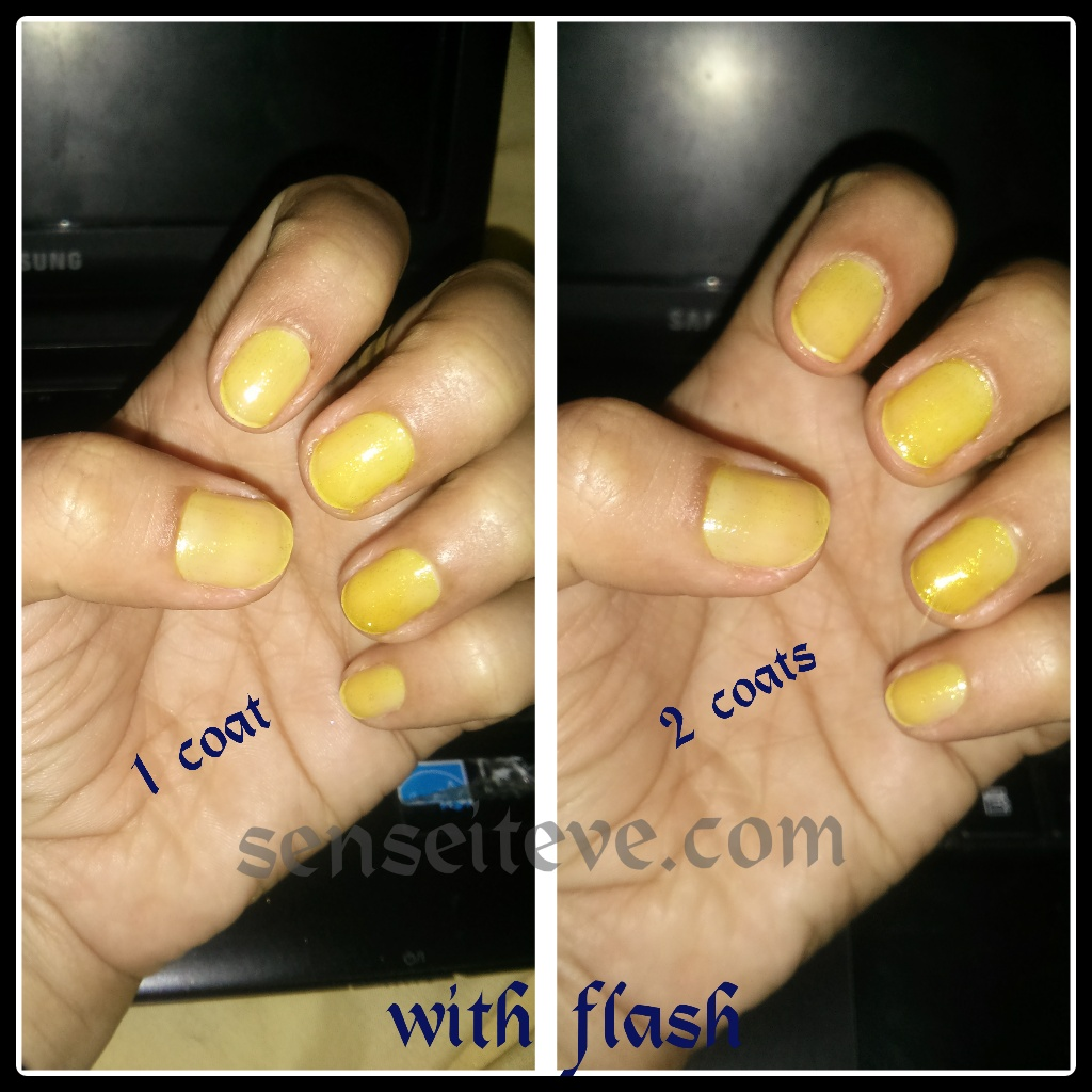 L.A. Girl Fruity Scented Nailpaint Swatches