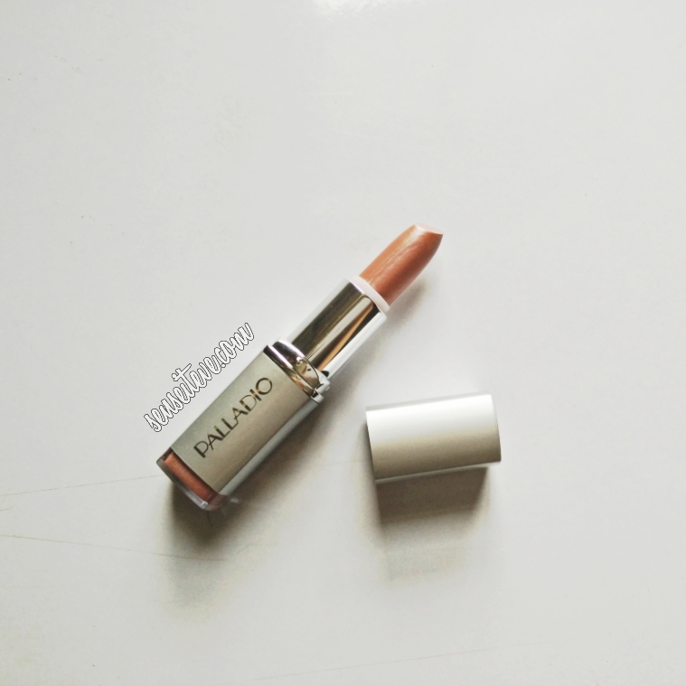 Palladio Herbal Lipstick iced princess