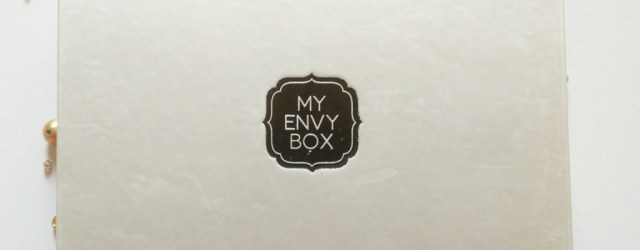 My Envy Box September 2015