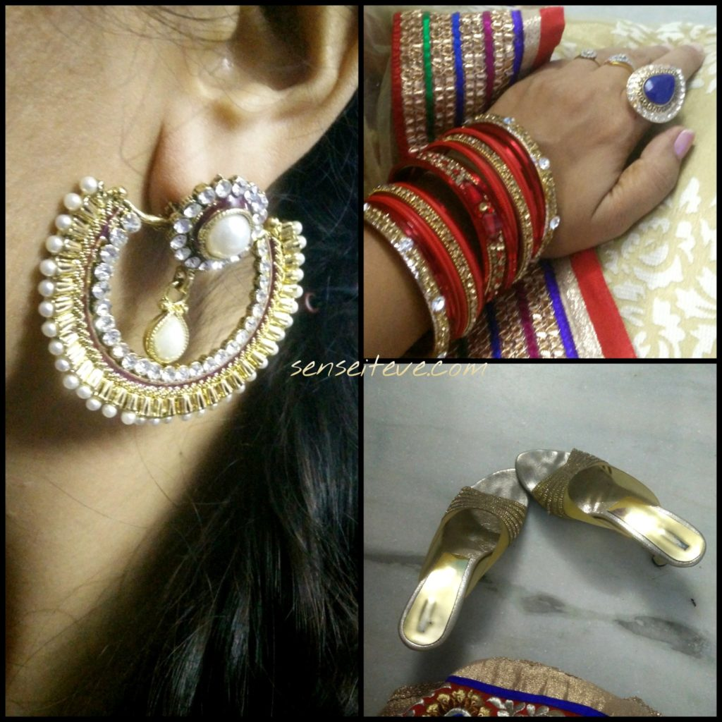 My Diwali 2015 Celebration and OOTD Part 2_Accessories