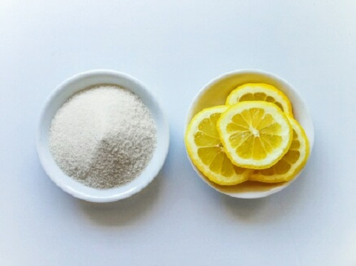 Reduce facial hair at home_Sugar Scrub