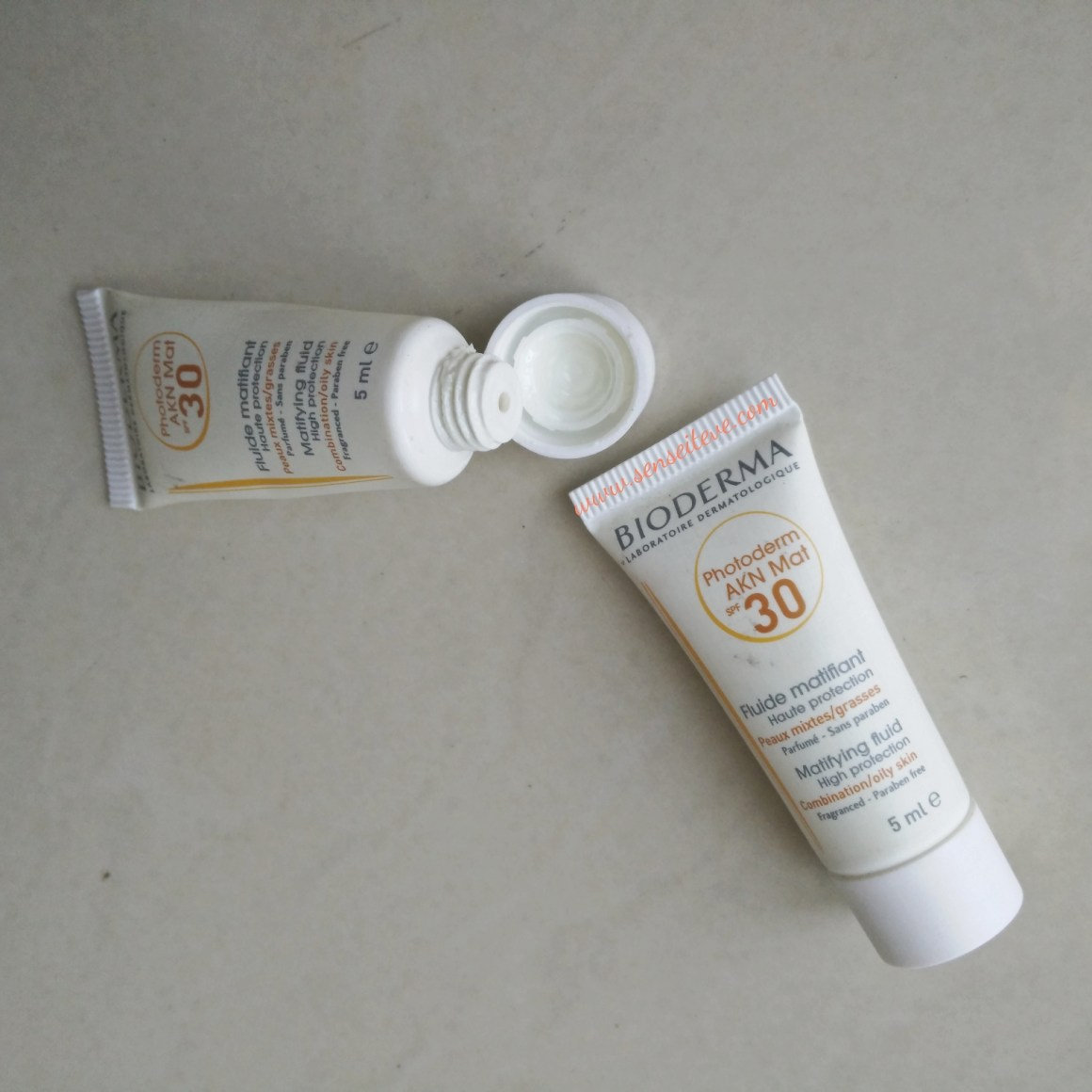 Bioderma Photoderm AKN Mat Sunscreen SPF 30