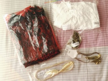 My Dresslink Haul & Site Review