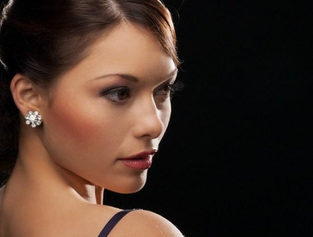 Choose a halo setting for diamond jewellery