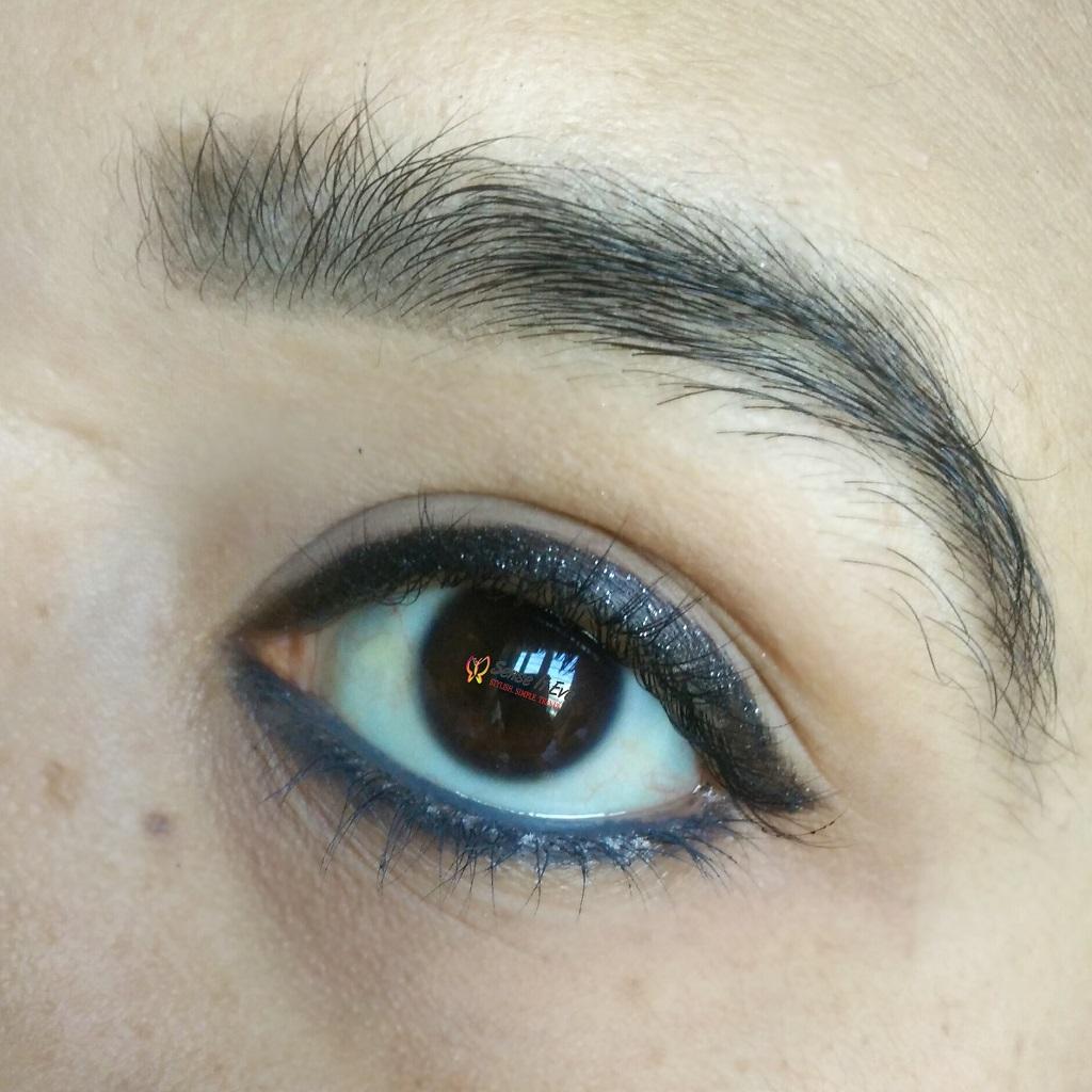 Office Makeup Looks_Day 4 Eyemakeup