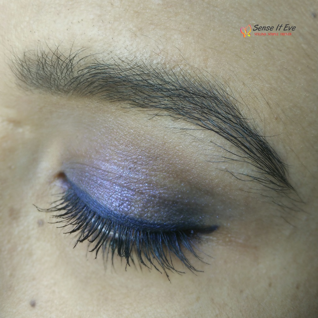 Office Makeup Looks_Day 7 Eyemakeup