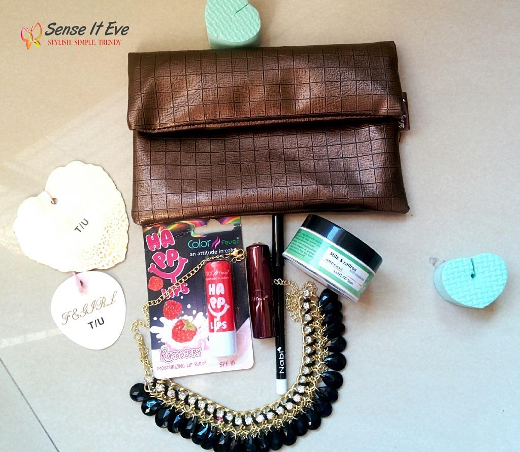 Lady Raga Bag January 2017 Unboxing