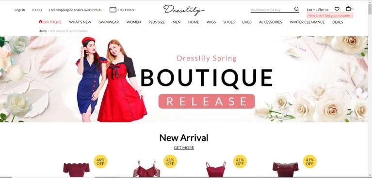 aa97b121af4 Dresslily WishList   Date Outfit