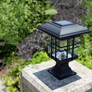 Outdoor Gate Light Image