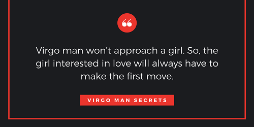 Sex with a virgo woman