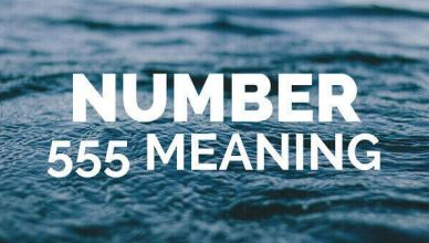 555 meaning