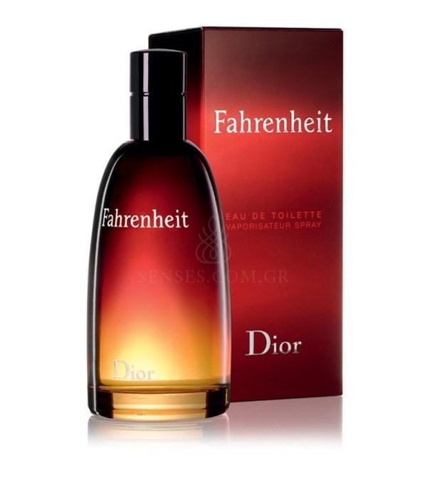 Fahrenheit - Christian Dior Ανδρικό Άρωμα Τύπου - senses.com.gr