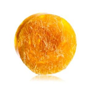 Χειροποίητο σαπούνι με σφουγγάρι Λούφα Lemongrass - senses1