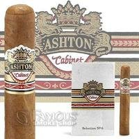 #1 Ashton Cabinet Selection #6. Ashton Cabinet Selection is handcrafted and masterfully blended by the makers at Arturo Fuente Cigars. With a balanced infusion of three to four-year-aged Dominican tobaccos, this Ashton cigar provides a first-rate smoke. Price Range: $9-$10