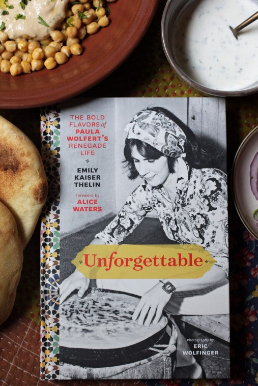 A Cookbook Review: Unforgettable-The Bold Flavors of Paula Wolfert's Renegade Life