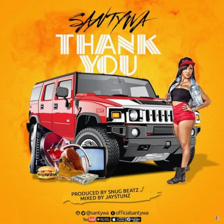 Santywa - Thank-You | @santywa