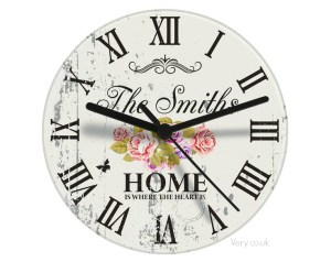 Mothers day clock