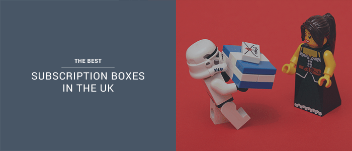 The Best Subscription Boxes In The UK: Gift Guide