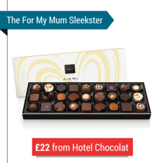 A Chocolate Gift Box From Hotel Chocolat