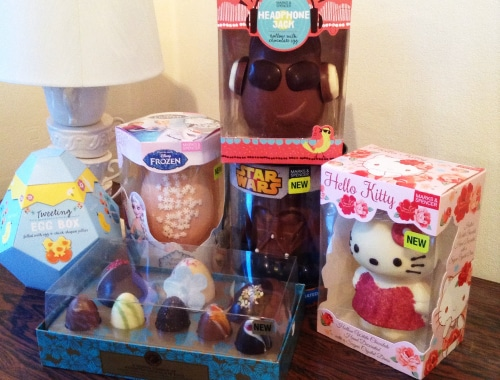 6 Of Marks And Spencers Easter Eggs