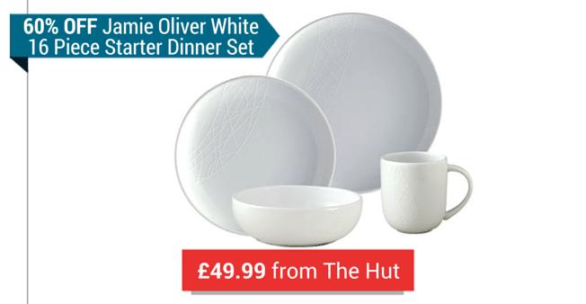 The Jamie Oliver Dinner Set