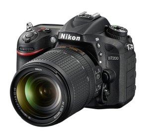 camera d7200 Nikon