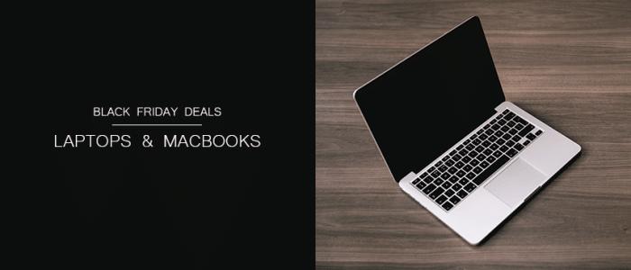 Best Laptop & MacBook Deals for Black Friday 2016
