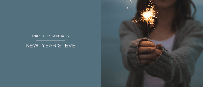 New Years Eve Party Essentials for 2017