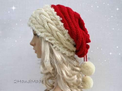 slouchy-santa-hat