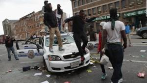 Baltimore Race Riots