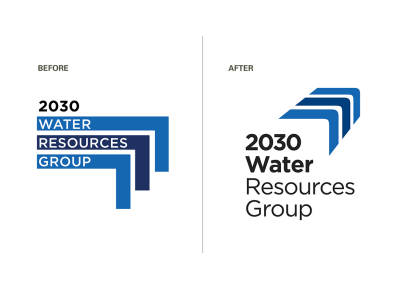 2030 Water Resources Group Logo
