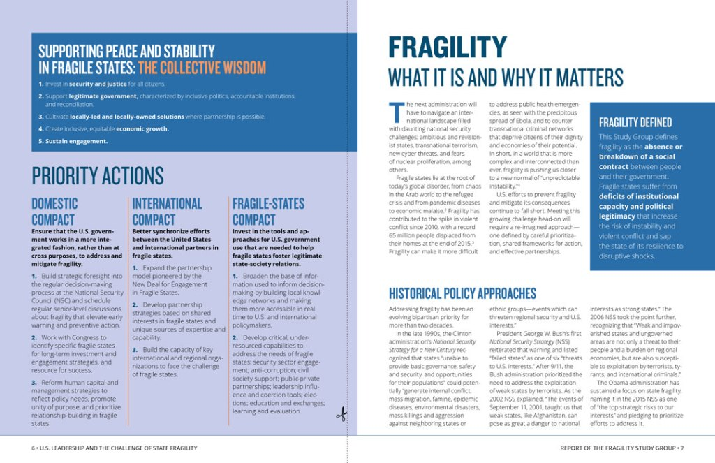 Interior spread: Fragility: What It Is and Why It Matters