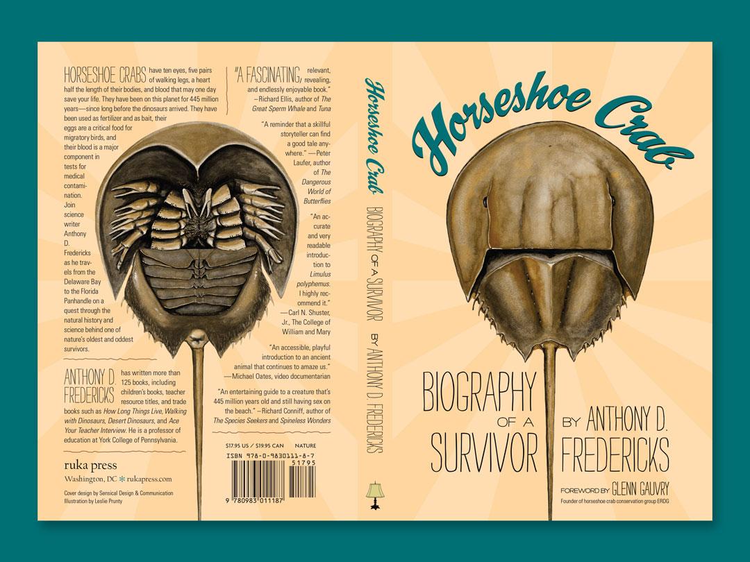 Horseshoe Crab book cover