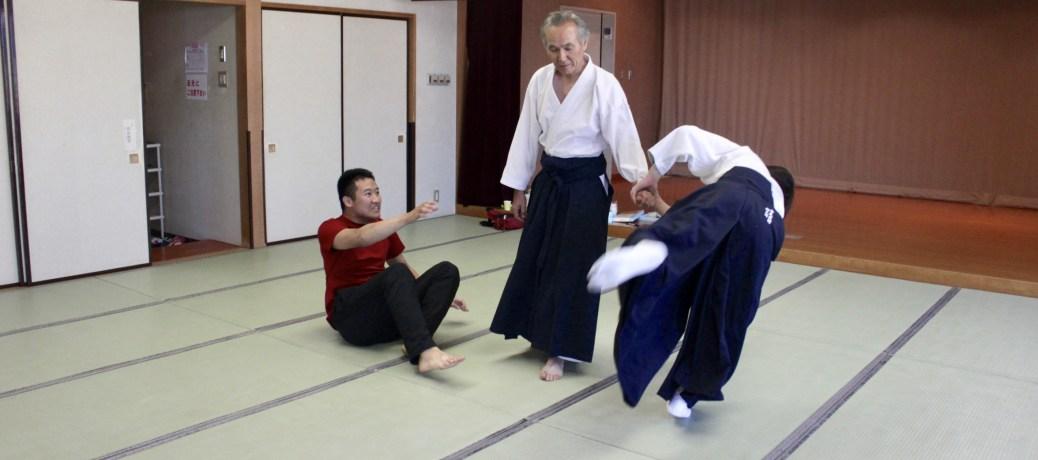 御仲ヒコ先生の『天真正伝武道 天霧』講習会