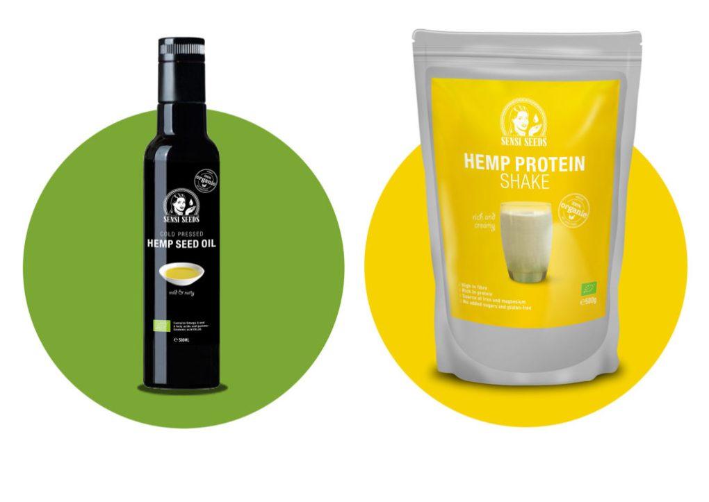 Enjoy The Taste of a Healthy Life: Hemp yourself! - Sensi Seeds Blog