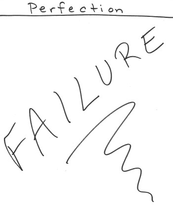 Good Enough Meaning FAILURE image