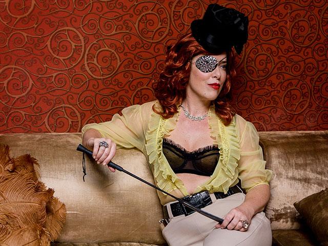 Aristocrat, photograph by Jeff Spirer