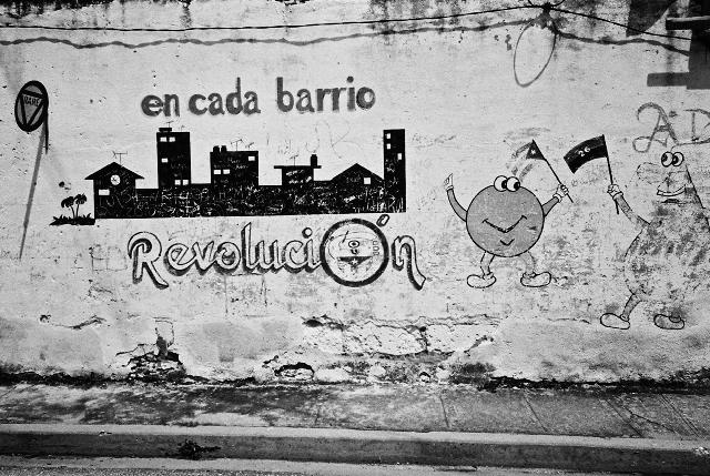 Revolucion, photograph by Cédric Monot