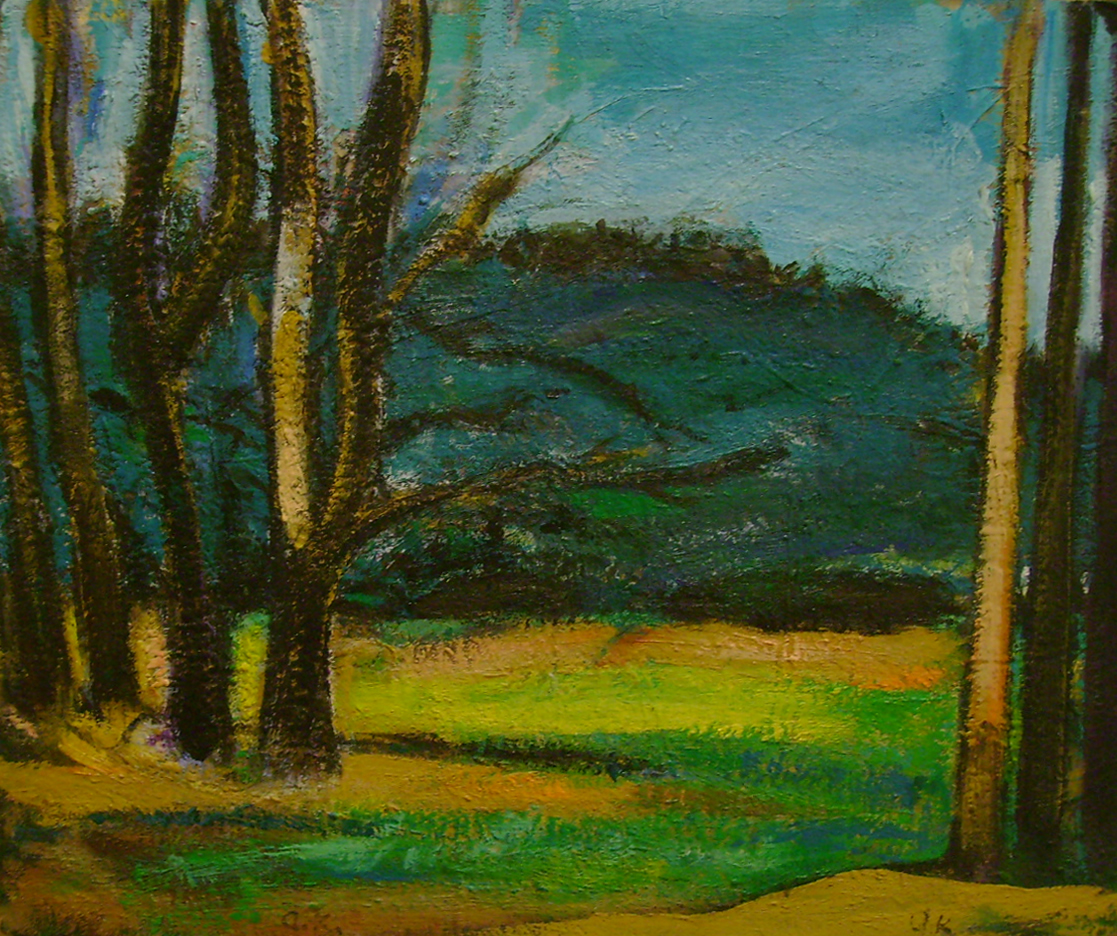 Al Kresch - paintings