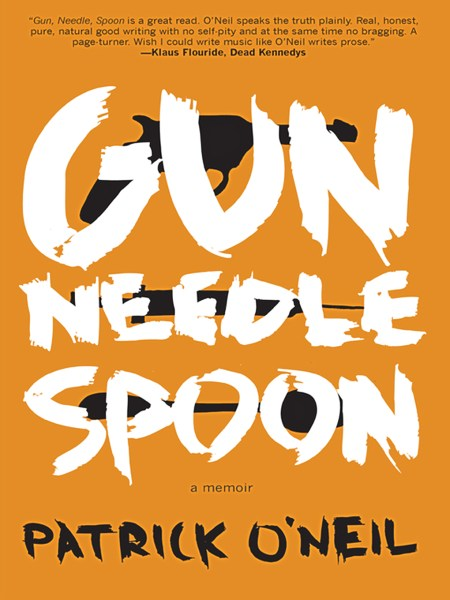 Gun Needle Spoon